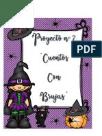 proyecto cuentos con brujas