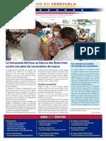 Venezuela Informează| Buletin Săptămânal 18.06.2021 - versiune limba spaniola