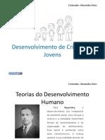 Desenvolvimento de Crianças e Jovens