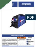 Manual Maquina de Solda Multiprocesso Boxer Migflex 160 Bv