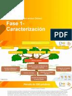 Fase 1 Caracterización