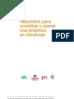 Guia Requisitos para Operar una Empresa en Honduras[1].