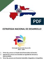 Estrategia Nacional de Desarrollo