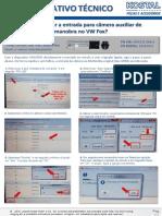 Info_VW_Fox_Câmera de ré_Liberação VAS