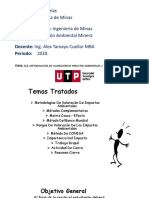 4.2. Metodologías de Valoración de Impactos Ambientales 2-1