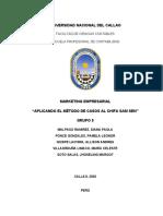 Grupo 8 - Método de Casos - Chifa Sam Sen (2)