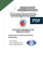 BOLOS DE ECONOMIA