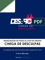 E-book - Desafio Chega de Desculpas (3)