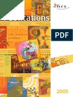 catalogue INRS 2005