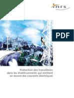 ED723 Protection des travailleurs - électricite