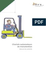 ED766 Chariots automoteurs de manutention