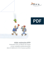 ED790 Aide-mémoire du BTP