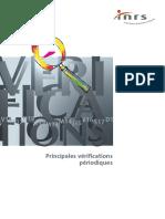 ED828 Principales Vérifications Périodiques