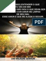 UM MILAGRE SENHOR - GRUPO PRISMA