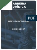 Apostila direito constitucional sobre poder constituinte