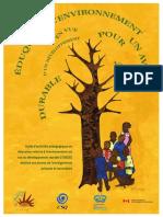Csq Snen Eduquer a l Environnement en Vue d Un Developpement Durable 2008