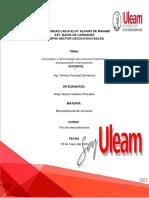 Conceptos y terminología de comercio marítimo y transportación internacional