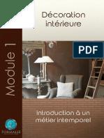 Formalis Decoration-Intérieure Module1