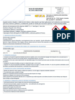 Pd-pg-002-2 Msds Alcohol Industrial Orion