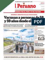 El Peruano 20210622