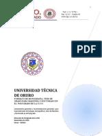 Formato de Monografia UTO 2