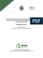 Nueva Convocatoria Curso Internacional Gestión Sostenible de Residuos Sólidos E-Learning