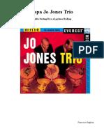 Papa Jo Jones Trio