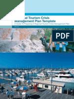 QLD Regional Tourism Crisis Management Plan Template