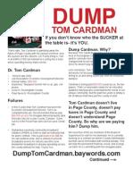 Dump Tom Cardman