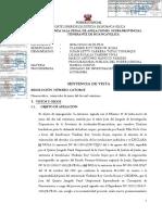 Sala de Huancavelica revoca la resolución que anuló sentencias de Vladimir Cerrón