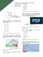 Razões Trigonométricas No Triângulo