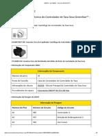 Conector Cinza do Espalhador Centrífugo do Controlador de Taxa Seca