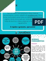 Normas fundamentais CPC_JuruaDocs