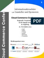 Cloud Commerce Conference Konzept