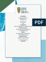 facilidades y servicios de la universidad O&M