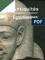 Antiquites Egyptiennes Au Musee Royal De