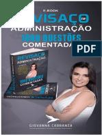 1000 QUESTÕES COMENTADAS