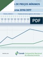 FAO Comercio Alho 2015 2016