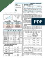 Formulario Trigonometria v21
