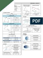 Formulario Calculo II v21