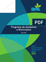 Programa Municipios.