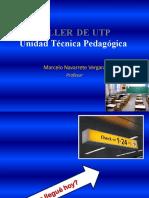TALLER   DE  UTP en PPT