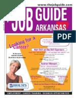 Job Guide Volume 23 Issue 6 Arkansas