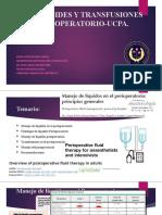 LEV Y TRANSFUSIONES EN UCPA