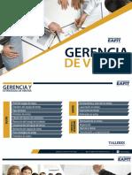 Gerencia de Ventas. Parte 1 Diseño y Organización VA5