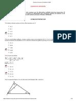 Simulacro Examen de Admisión USMP