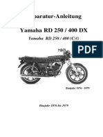 RD250DX RD400DX service