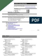 P90x nutrition schedule