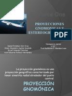 Proyeccion Gnomonica 4.36