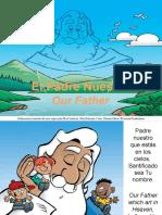El Padre Nuestro_ the Lord's Prayer